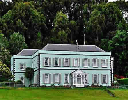 Plantation House - Governor's residence