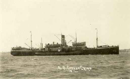 photo of ss city of cairo