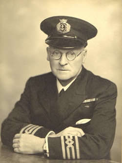 Chief Engineer R. Faulds