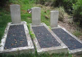 Graves of Lascar Seamen on St Helena
