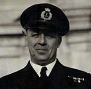 Second Officer L. Boundy